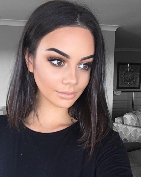 Simple Makeup Ideas Step By Step