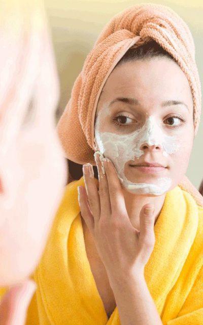Skin Care Regimen Anti Aging