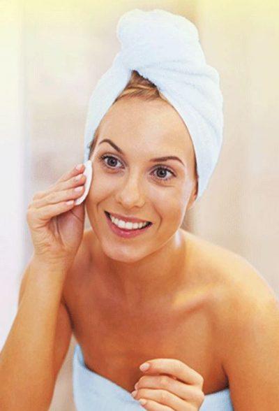 Skin Care Regimen Steps