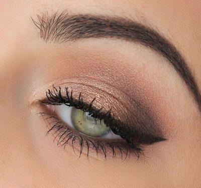 Apply Eyeliner Around Entire Eye