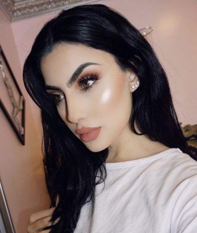 Cake Face With Makeup
