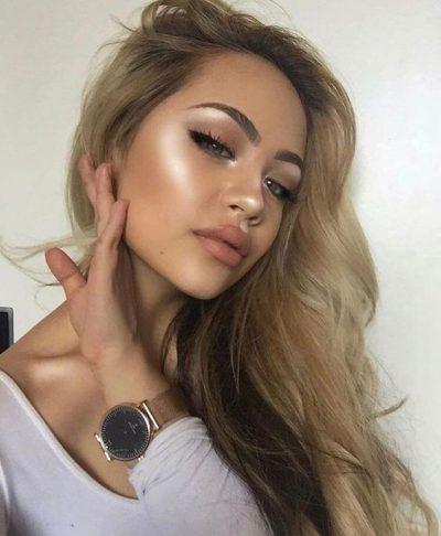 Contour Face Cream Makeup