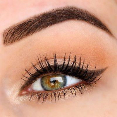 Eye Makeup Using Colossal Kajal
