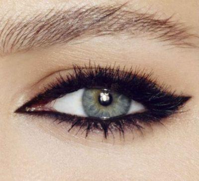 Eye Makeup Using Kohl Only