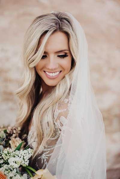 A Bridal Makeup