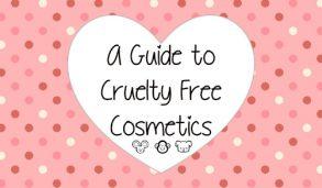 Cruelty Free Cosmetics 2017