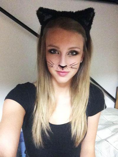 Cat Face Makeup Ideas For Halloween