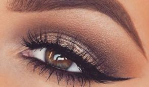 A Perfect Winged Eyeliner