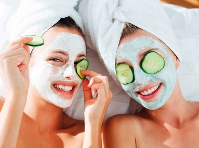 A Simple Homemade Face Mask
