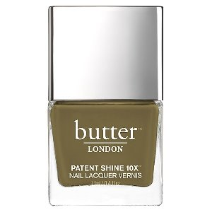 Butter London Patent Shine British Khaki Nail Lacquer